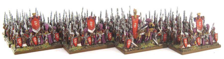 WM HE - Spearmen