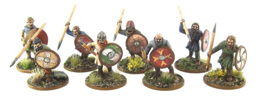 SAGA Anglo-Saxon - Ceorls 1