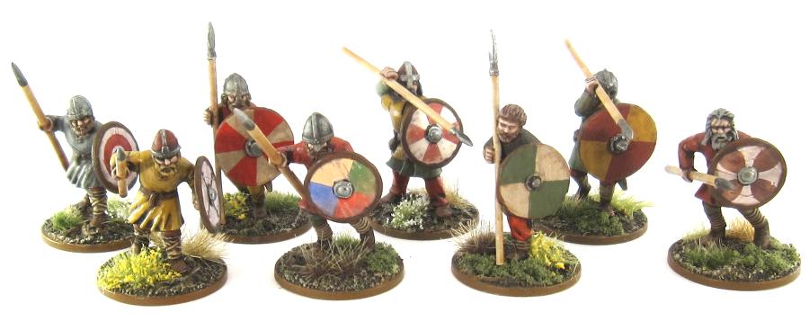 SAGA Anglo-Saxon - Ceorls 2