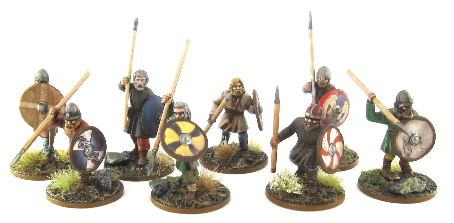 SAGA Anglo-Saxon - Ceorls 3