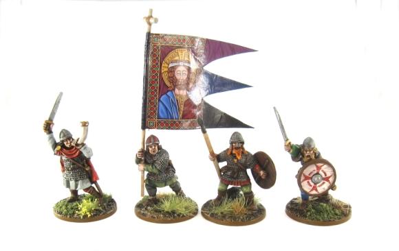 SAGA Anglo-Saxon - Thegns 1