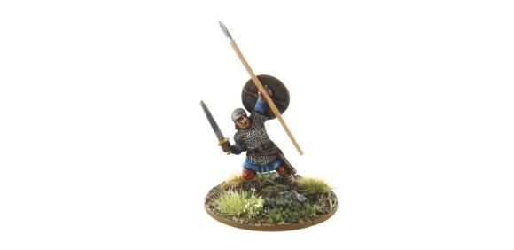SAGA Anglo-Saxon - Warlord