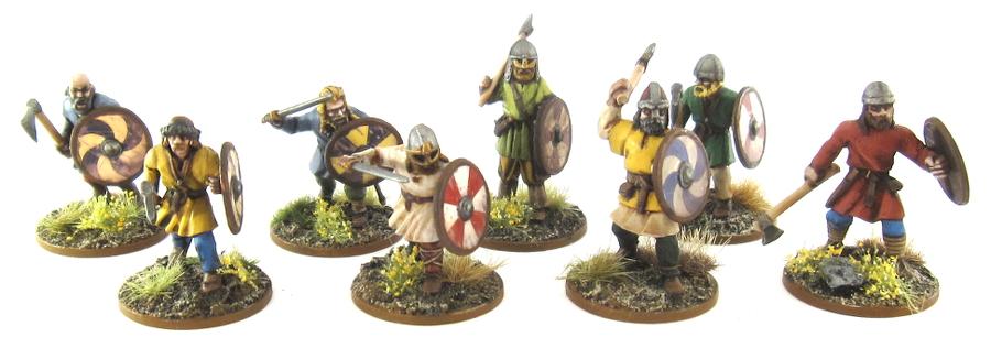 SAGA Vikings - Bondi 1
