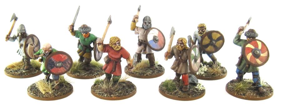 SAGA Vikings - Bondi 2