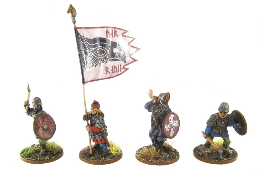 SAGA Vikings - Hirdmen 1