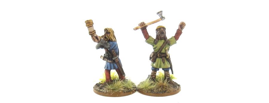 SAGA - Bard and Priest