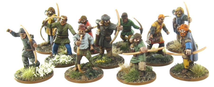 SAGA Levy - Archers 1