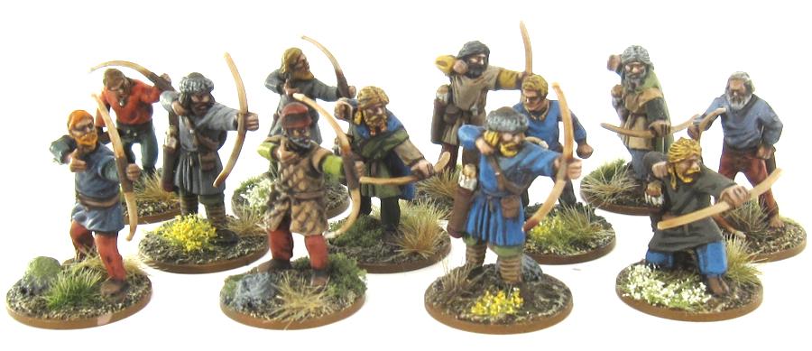 SAGA Levy - Archers 2