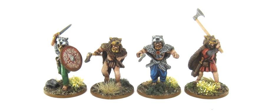 SAGA Vikings - Berserker