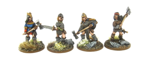 SAGA Valkyries - Dane Axe