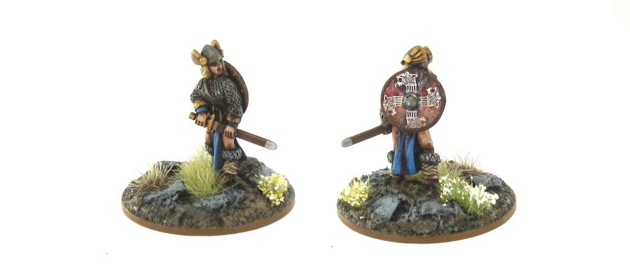 SAGA Valkyries - Hero 3