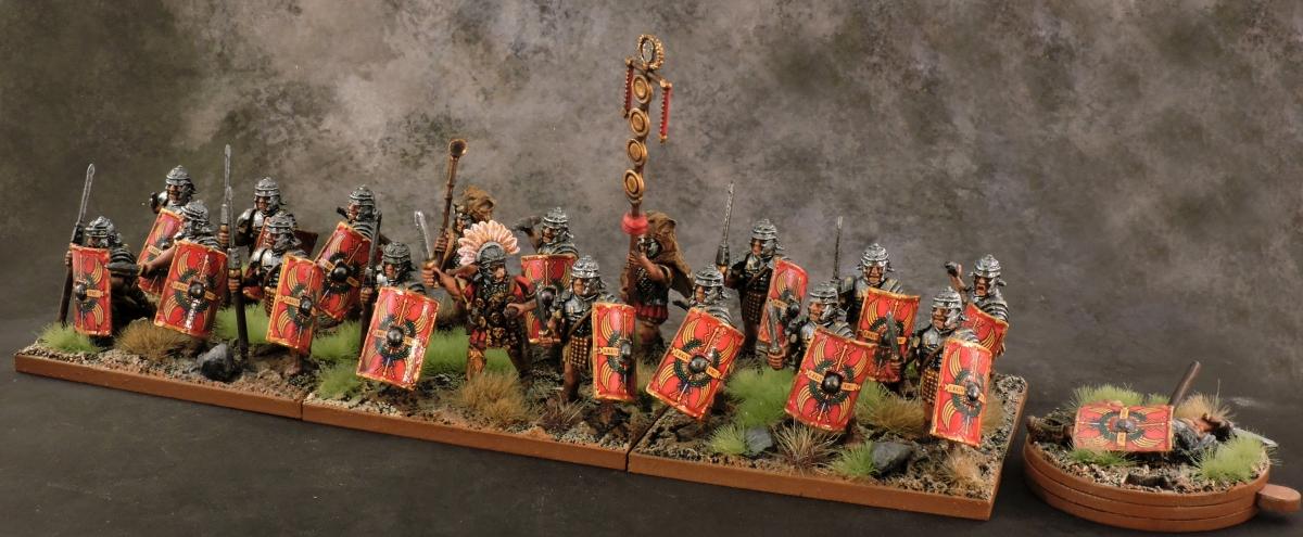 HC Roman - I Cohort Legio VI
