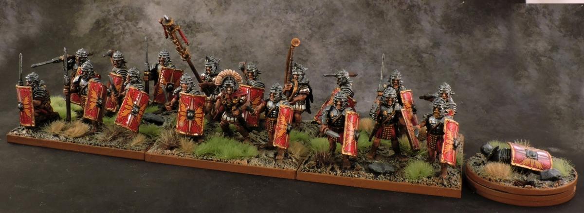 HC Roman - I Cohort Legio XII