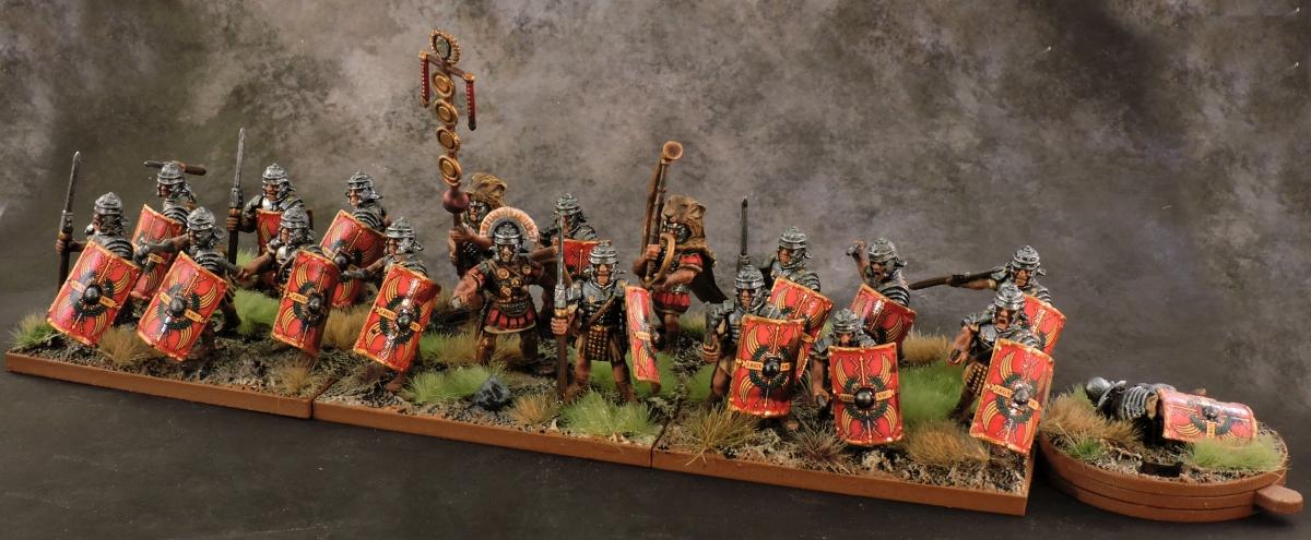 HC Roman - II Cohort Legio VI