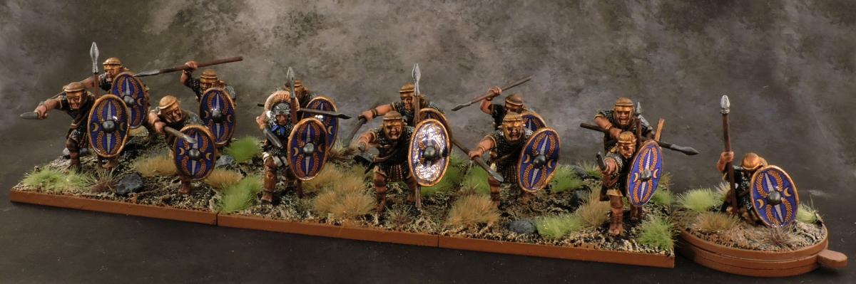 HC Roman - III Breucorum Light