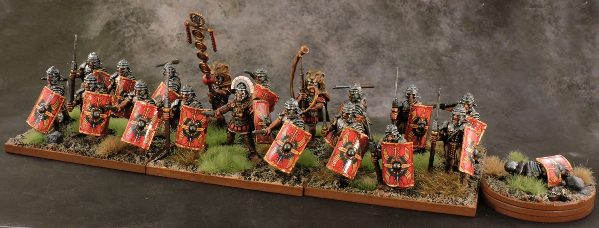 HC Roman - III Cohort Legio VI