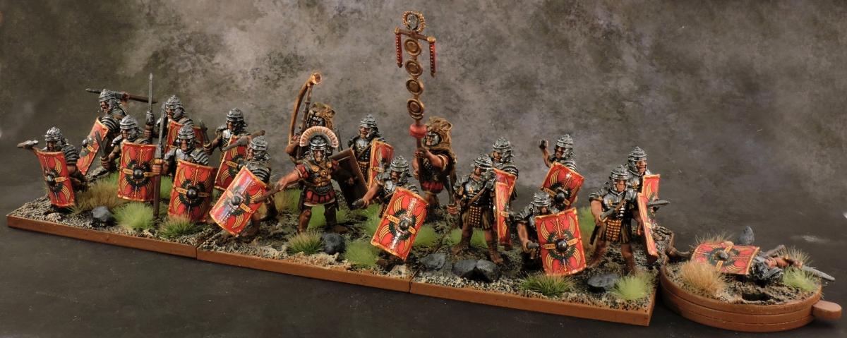 HC Roman - IV Cohort Legio VI