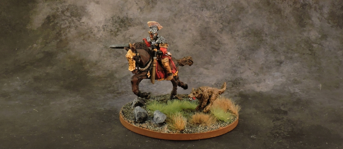 HC Roman - Maximus Mounted