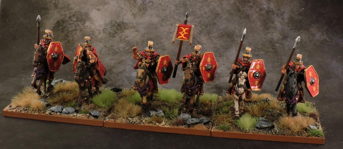 HC Roman - Praetorian Cavalry