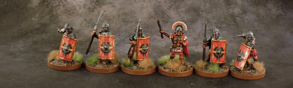 HC Roman - Skirmishers