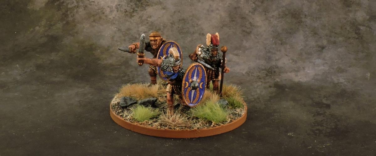 HC Roman - Tribune Auxillia