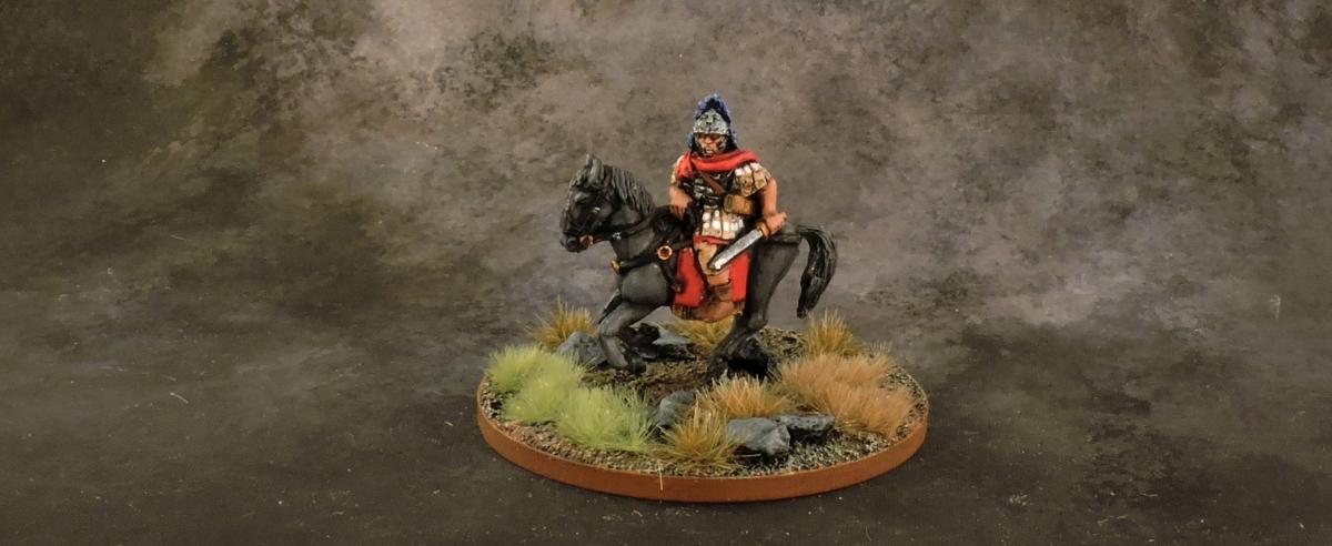 HC Roman - Tribune Cavalry