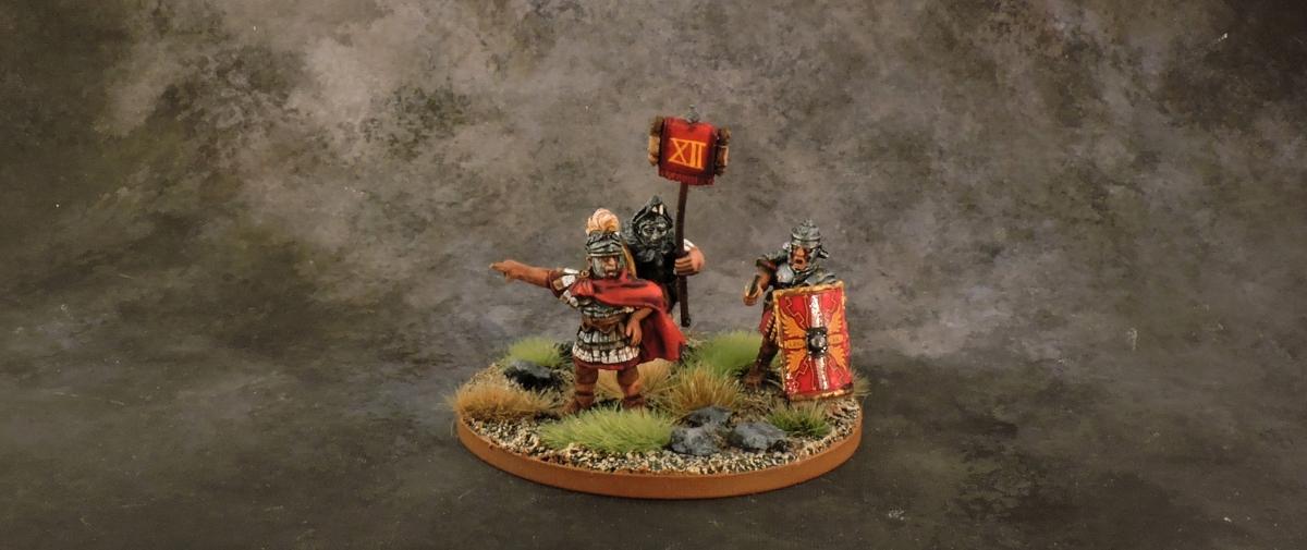 HC Roman - Tribune Legio XII