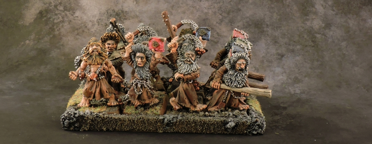 WFB Empire - Flagellants