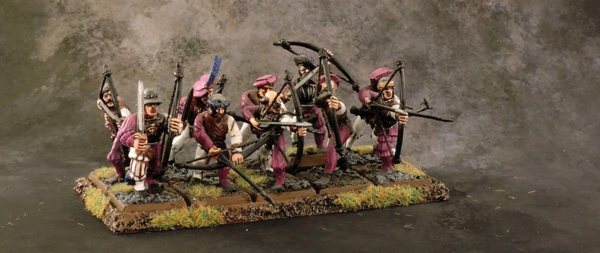 WFB Empire - Archers