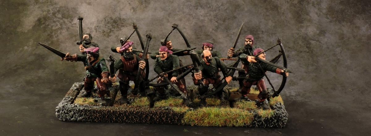 WFB Empire - Huntsmen