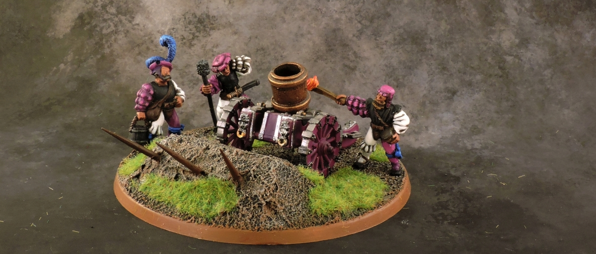 WFB Empire - Mortar 1
