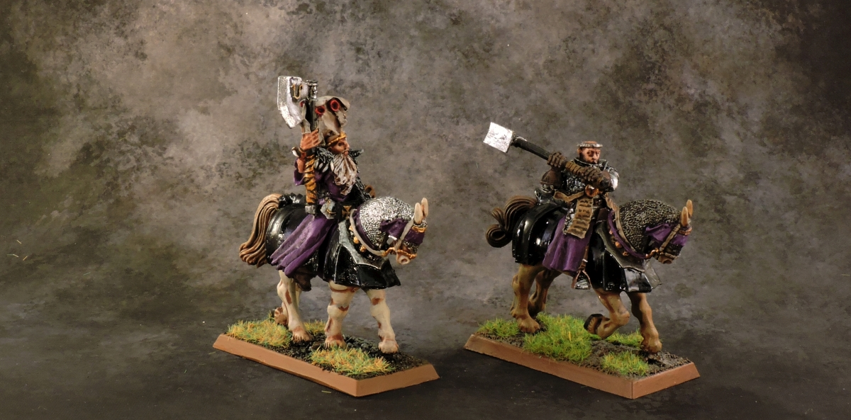 WFB Empire - Mounted Warrior Priests 2