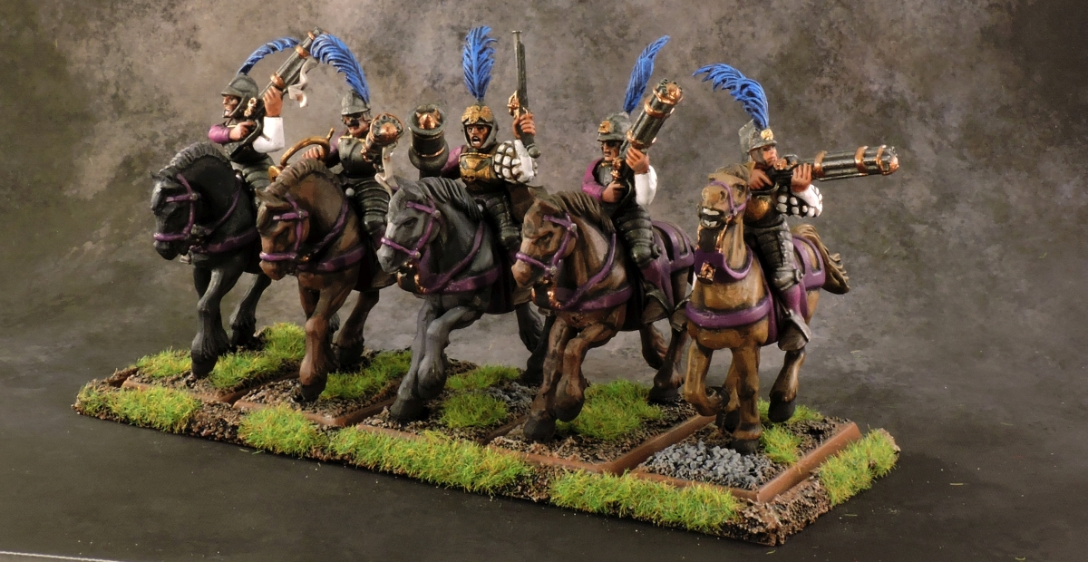 WFB Empire - Outriders