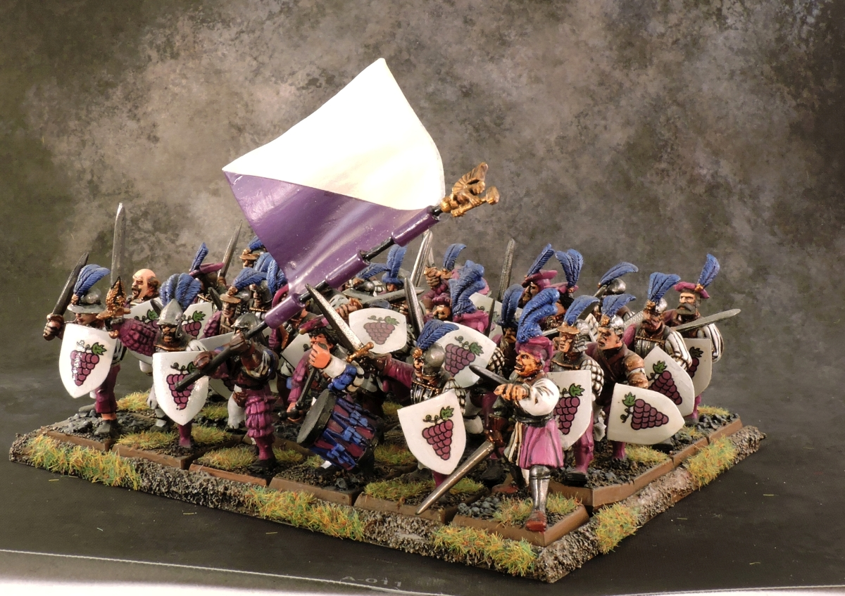 WFB Empire - Swordsmen