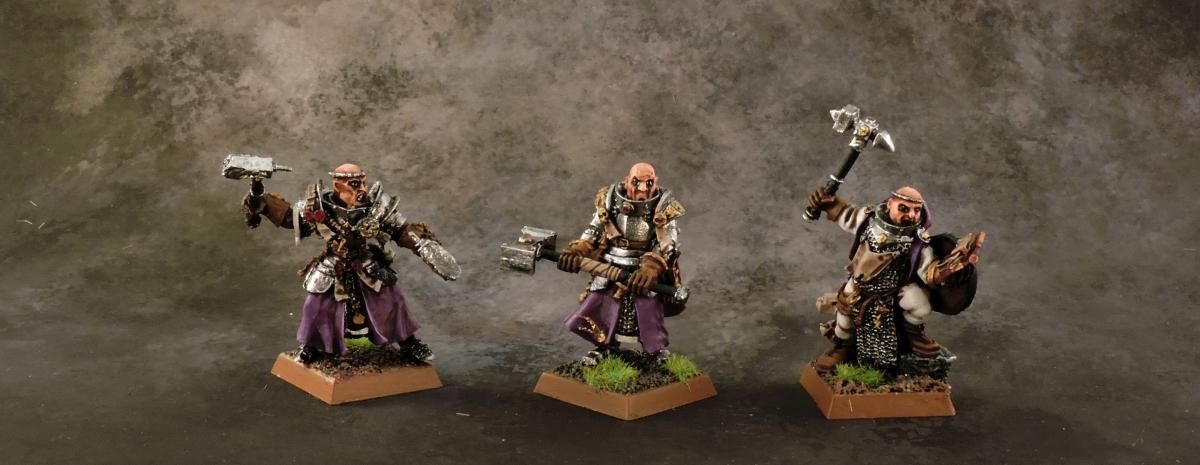 WFB Empire - Warrior Priests 1