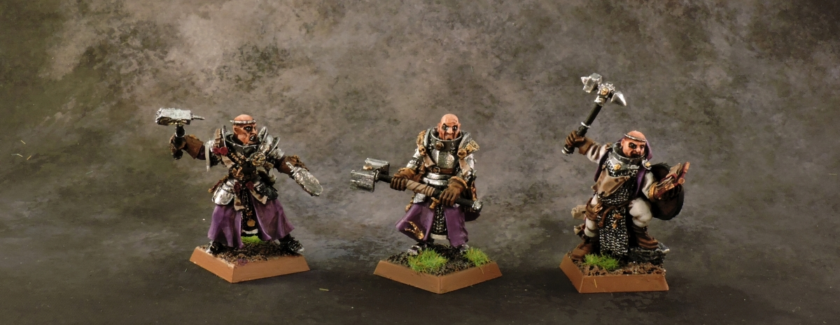 WFB Empire - Warrior Priests 1