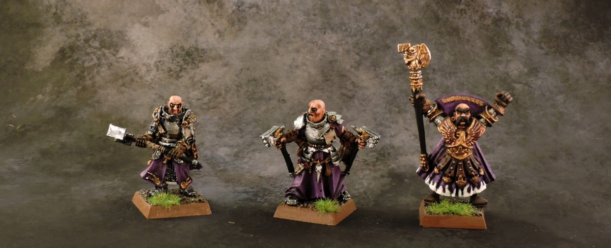 WFB Empire - Warrior Priests 2