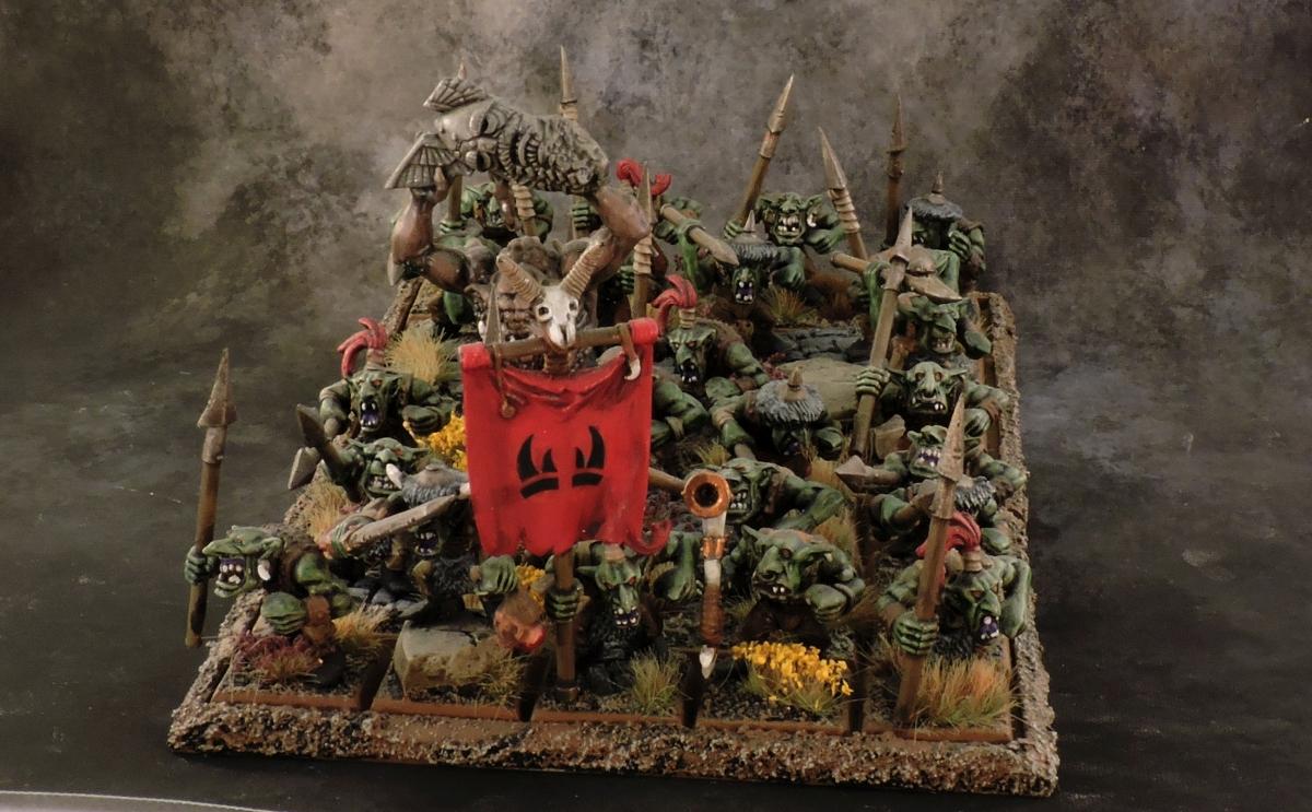 WFB Orcs - Goblins