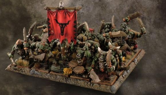 WFB Orcs - Orcs 1