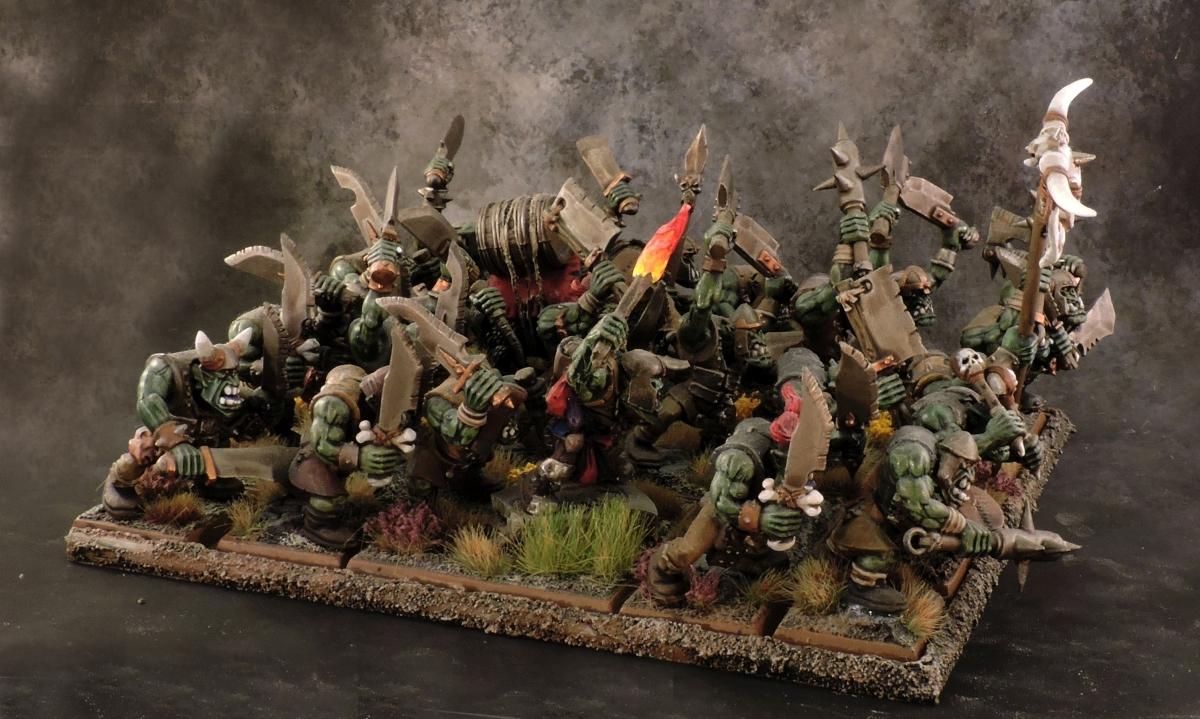 WFB Orcs - Orcs 2 Side