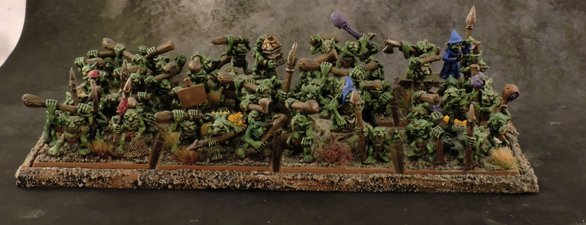 WFB Orcs - Snotlings