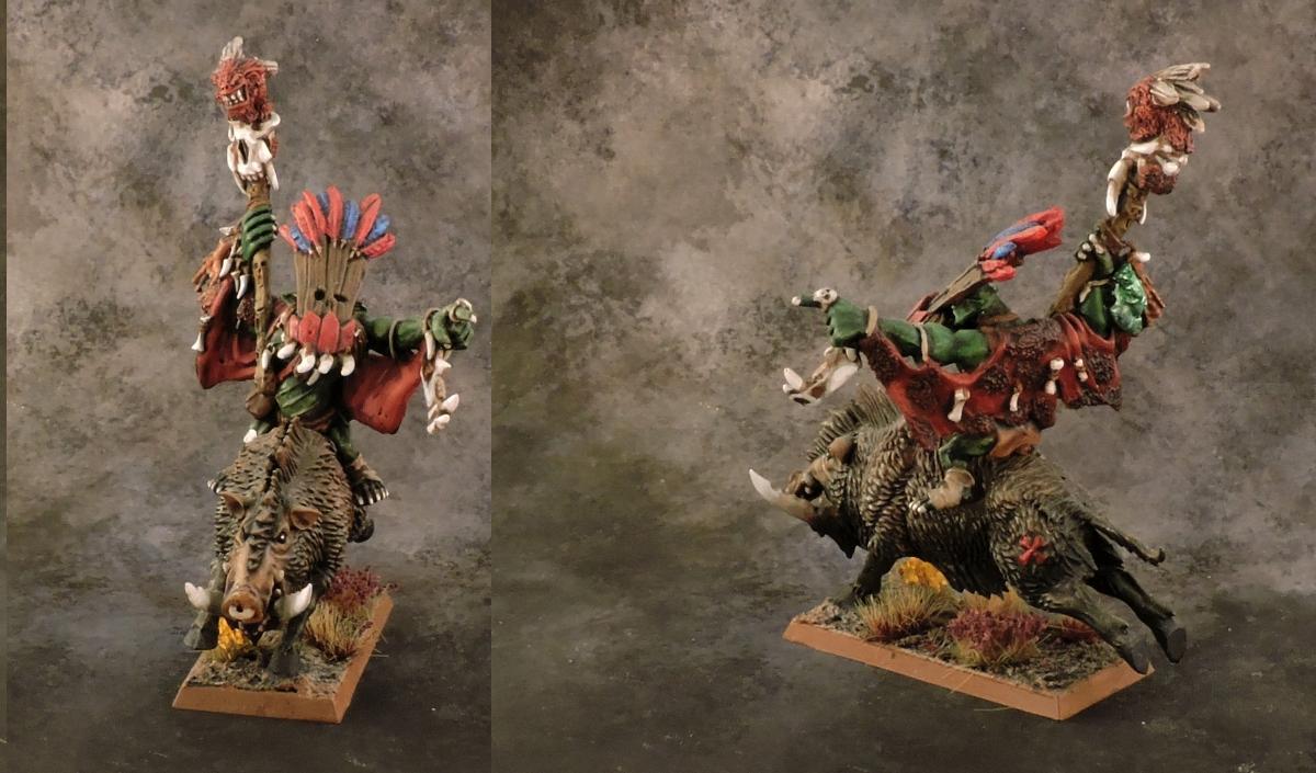 WFB Orcs - Wurzag Combo