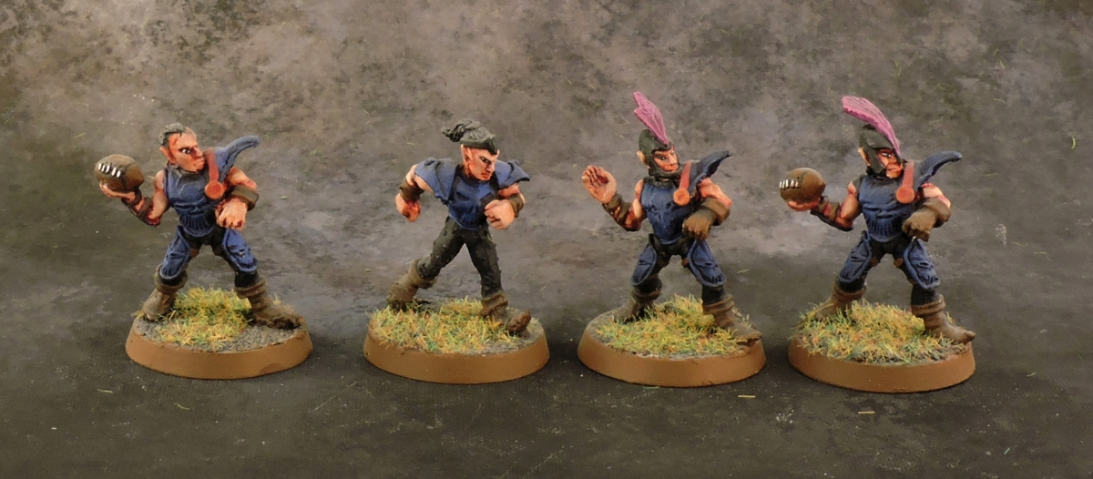 BB Dark Elves - Throwers