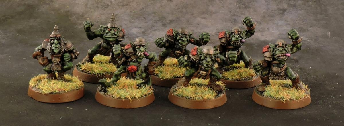BB Goblins - Linemen 1