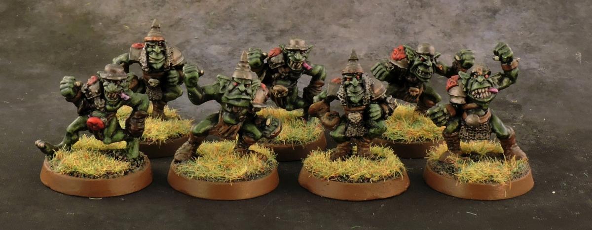 BB Goblins - Linemen 2