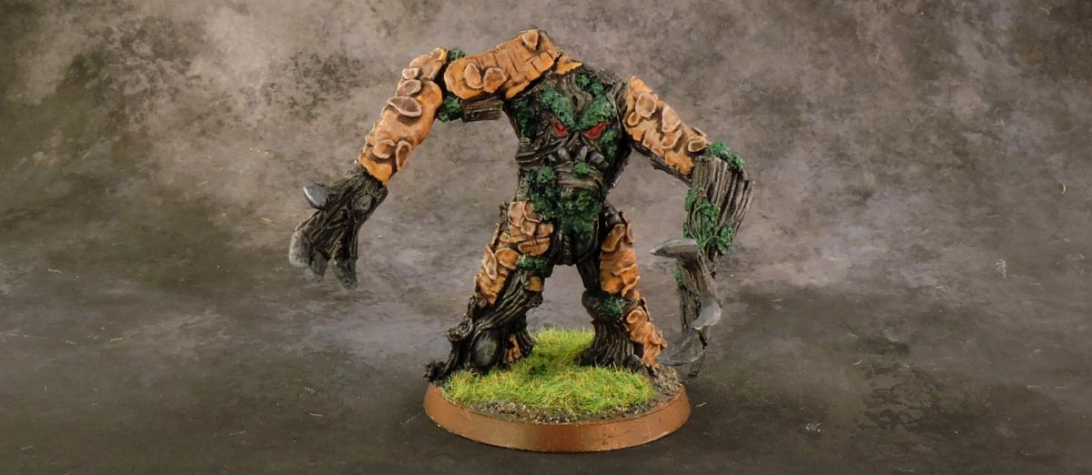 BB Halflings - Treeman
