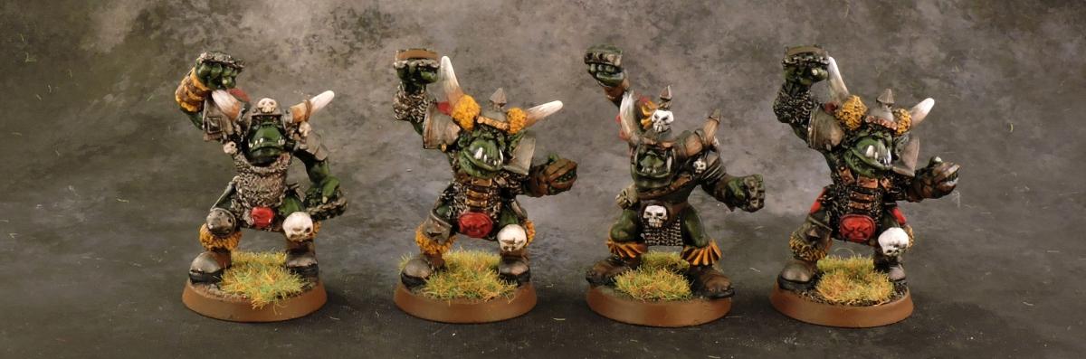 BB Orcs - Black Orcs