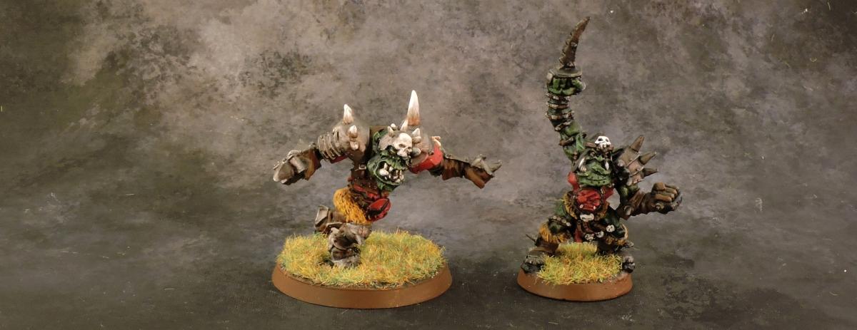 BB Orcs - Characters