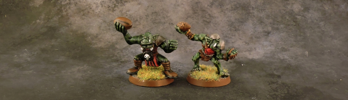 BB Orcs - Throwers