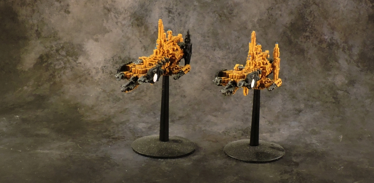 BFG IF - Strike Cruisers